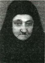Схимонахиня Мариамна (Мария Ивановна Сокур)